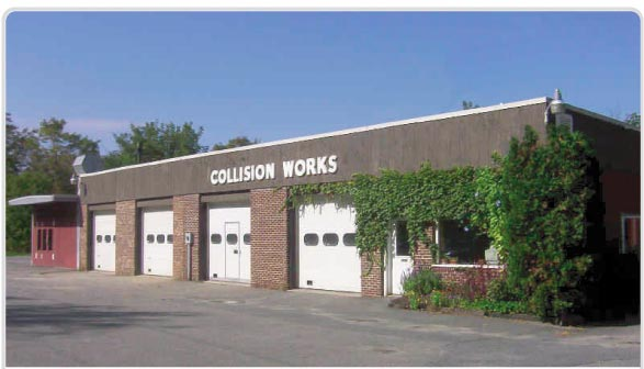 CollisionWorks Building
